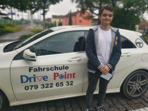 Fahrschüler Fahrschule Drive Point Möhlin
